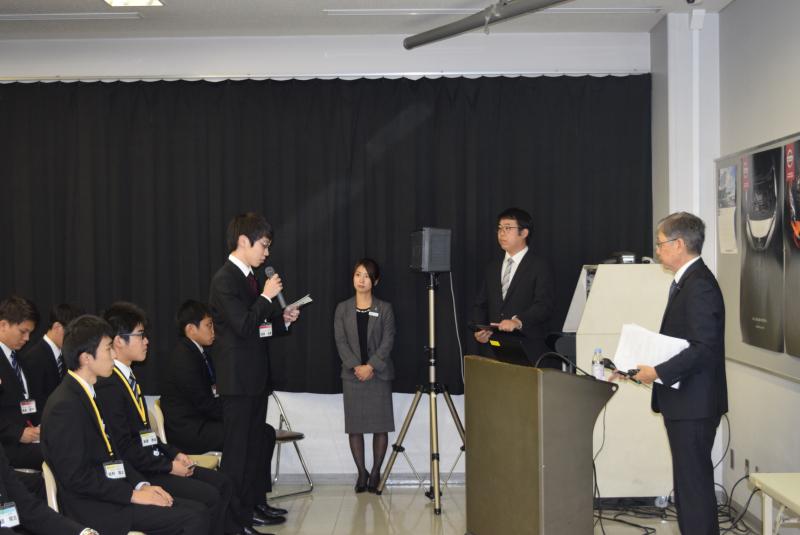 21年4月入社に向け就職活動始動!就職キックオフ式開催!