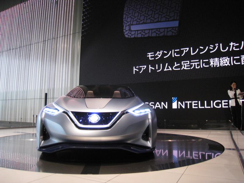 自動車の最新技術に触れる国内研修を行いました!(東京・横浜)