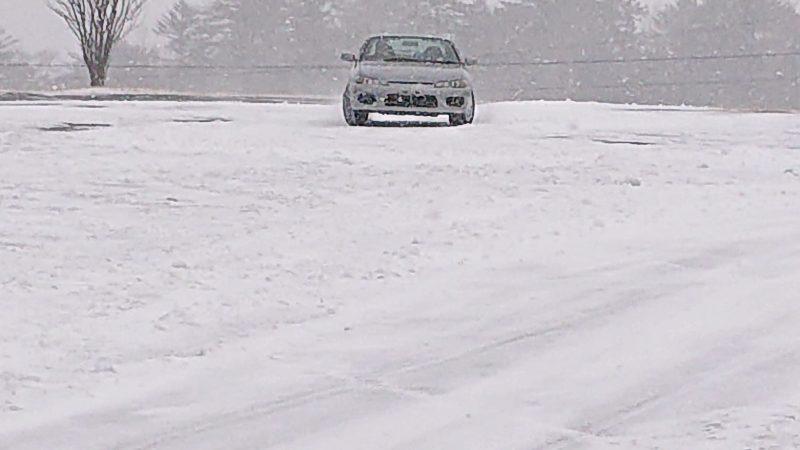 MM科で御岳SNOW LANDでの走行会を行いました!