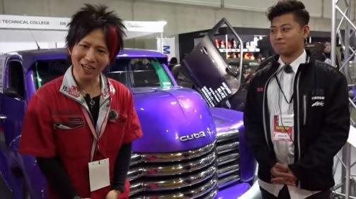 愛知校カスタムカーをRED Memoryが直撃取材!