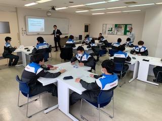 Mobilオイル授業