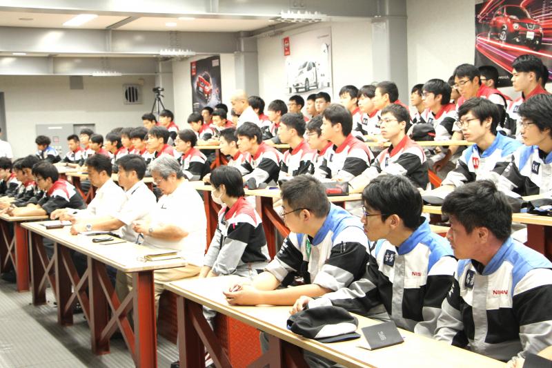第17回 学生フォーミュラ 日本大会 参加報告会を実地しました
