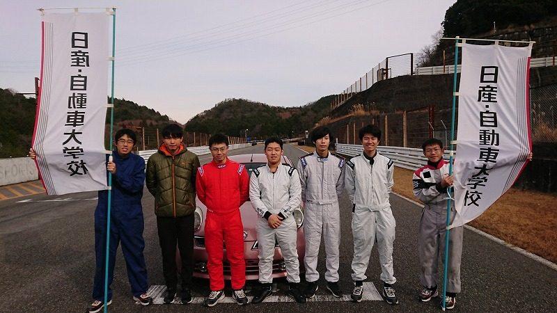 自動車競技部 5時間耐久レース完走!!