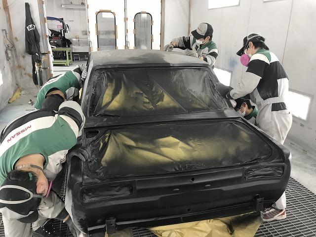 カスタマイズ科 車両製作から目が離せません👀!