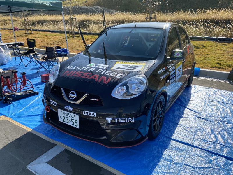 やましろのくにin宇治田原に自動車競技部が参戦!