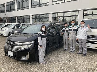 カスタマイズ科 先生のマイカー修復!!