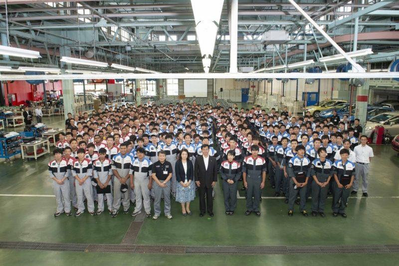 【特別講演】日産自動車大学校の伊藤由紀夫理事長にご来校いただきました!