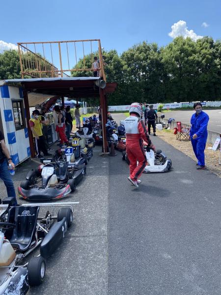 【モータースポーツクラブ】灼熱の7時間耐久カートレース!