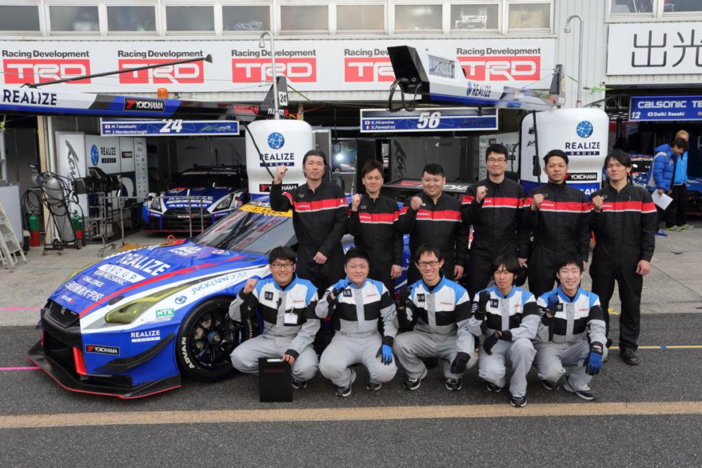 4/13・14 SUPER GT 2019 第1戦(岡山) ~レポート(愛知校・京都校)