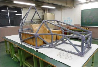日産京都自動車大学校の学生フォーミュラ・プロジェクトについて