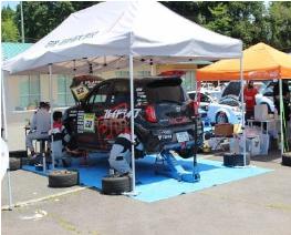 日産京都自動車大学校 自動車競技部が 2018JMRC近畿ラリーSSシリーズで、クラス 2 位に入賞