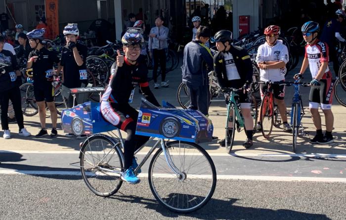 愛知校自転車部 スズカ8時間エンデューロ参戦 パフォーマンス賞で優勝
