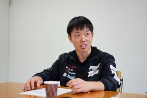 活躍する卒業生 ~レースメカニック~