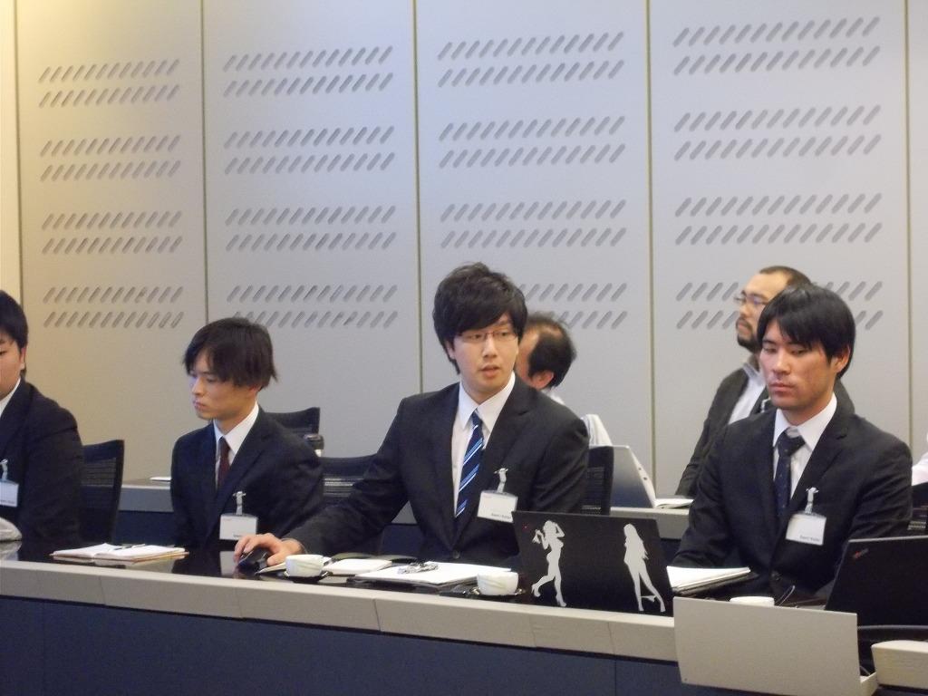 京都校 学生フォーミュラ報告会に参加
