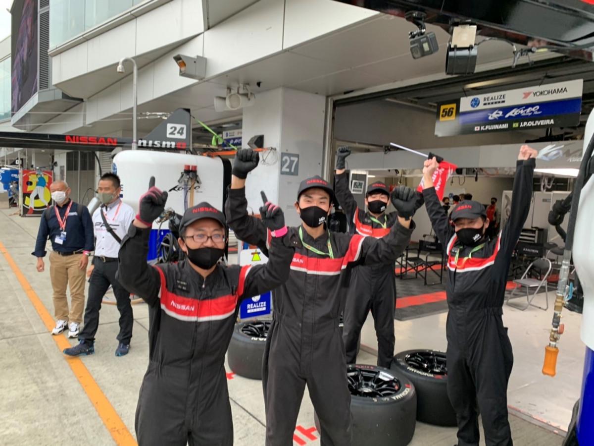 【祝 優勝!】SUPER GT 第5戦レポート!