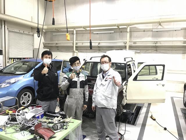 京都校カスタマイズ科 東京オートサロン出展日記