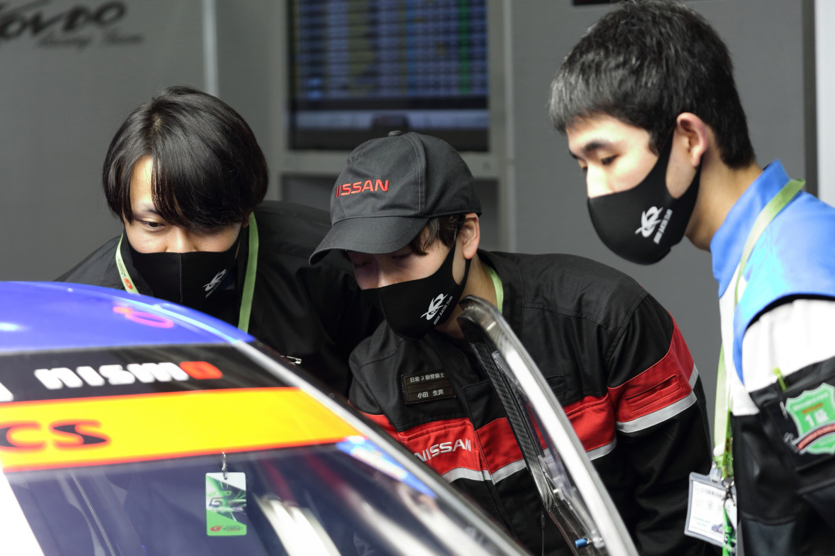 NISSAN MECHANIC CHALLENGE 2021年体制発表!