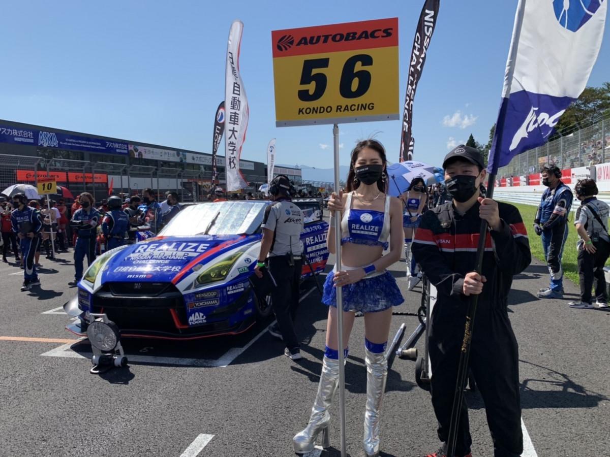 【SUPER GT Rd.5】 菅生戦レポート!