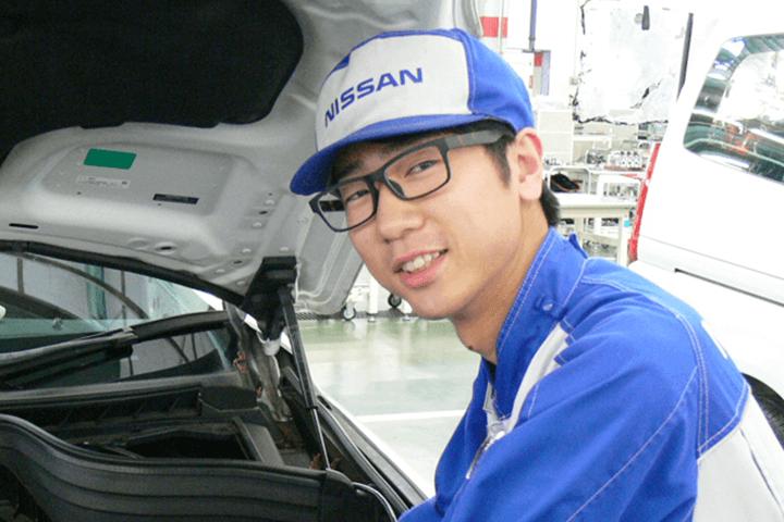 給付金で憧れの自動車業界へ!