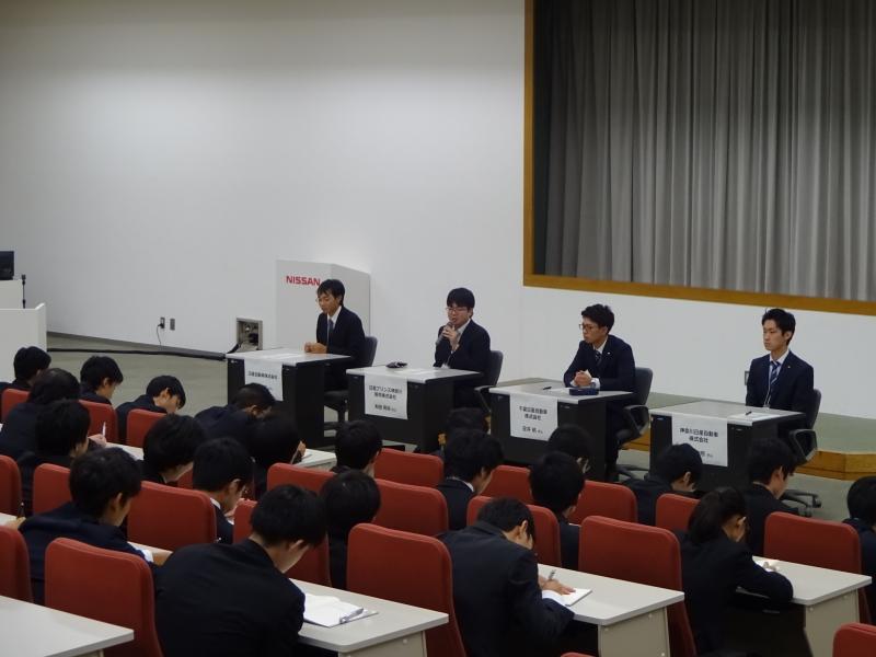 10月2日 就職キックオフ 開催