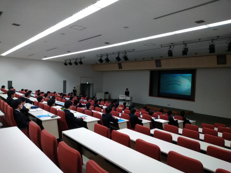 2月6日 開発系企業ガイダンス 開催