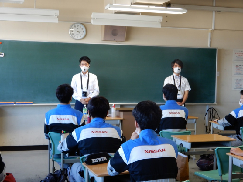 【9月9日】 就職パネルディスカッション 開催