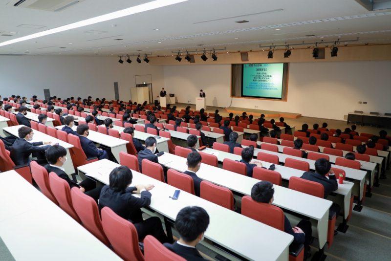 【10月2日】 就職キックオフ 開催