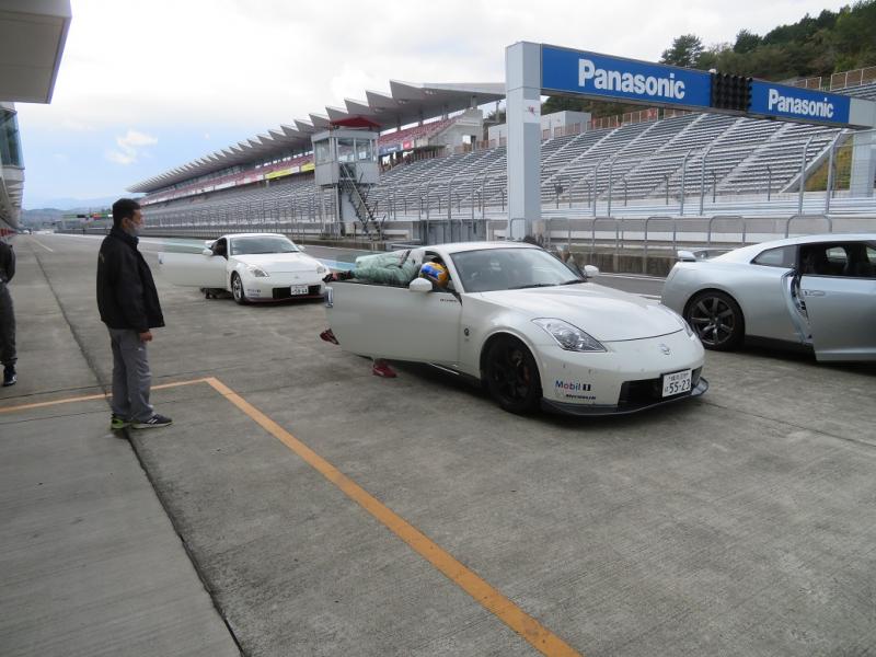 【11月7日】モータースポーツ科レポート