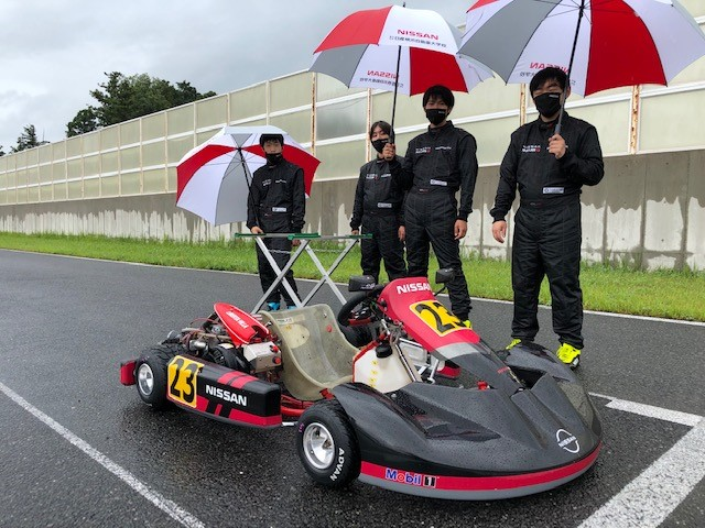 【6月19日】モータースポーツ科 カートイベント参加報告